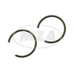 Set 2x MEGU-Kolbenbolzensicherung, Drahtsprengring Ø12 - optional nutzbar auch bei anderen Kolben mit Ø12mm-Kolbenbolzen