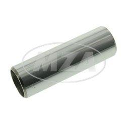 1x MEGU-Kolbenbolzen, innen konisch bearbeitet, gewichtsoptimiert - ca. 12x7x37mm - S63 - S50, Schwalbe KR51/1