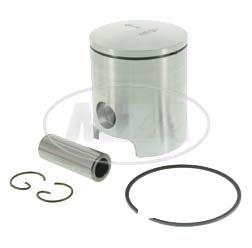 RESO-LT60 Tuningkolben, kpl. Ø42,00mm - 1x Kolbenring - nur für Aluzylinder 12500N-01 - Toleranzmaß: A