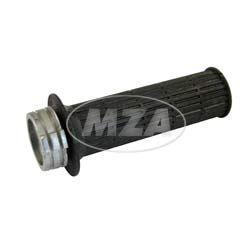 Mantelrohr mit Überzug (Gasgriff, Drehgriff kpl. f. Öldosierpumpe) - für ETZ125, 150, 250
