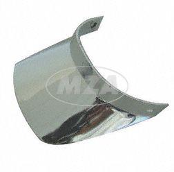 Schmutzschutz am Kotflügel, Plaste, Chrom-Optik ETZ 250