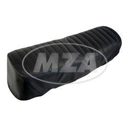 Sitzbezug, schwarz, strukturiert ETZ 250