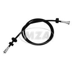 DZM-Welle ETZ125, ETZ150, ETZ250, A/H 850, schwarz