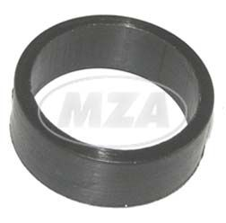 Distance sleeve for motor plate
