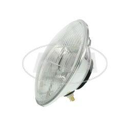 Scheinwerfereinsatz 12V - H4 - 8709.15/2 Halogen - mit Standlichtfassung - TS, ETS, ETZ - Ø178 mm - Glas gewölbt, niedrige Bauhöhe - (rechtsasymmetrisch)