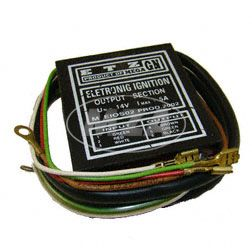 Steuerteil vollst. 8389.16  für Transistorzündung für Fz bis Bj. 1990  ETZ 125,150,250,251