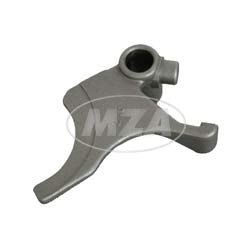 Fork gear selector for 1st and 3rd gear