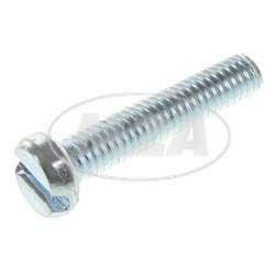 Hengeresfejű csavar M4x20-4.8-A4K (DIN 84)