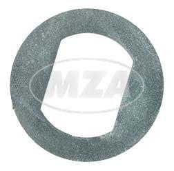 Sicherungsblech zum Bremshebel Ø37x25x0,5 mm