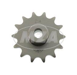 Abtriebskettenrad, Ritzel 14 Zähne - für SR1, SR2, SR2E, KR50, SR4-1