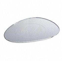 Spiegelglas (Nierenform) 117x82mm