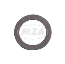Shim for ball bearing 6301 (12x37x12)  - DIN 988-ST 26x37x0,5  mm - Soemtron-engine- output shaft