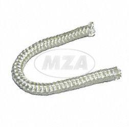 Asbestschnur - Ersatz / Glasfaserschnur zur Klemmschelle für Schalldämpfer ø 6x110mm (geschnitten 150mm) - SR1,SR2, KR50/51, pass. für AWO