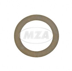 Shim washer 30x42x0,2 for groove ball bearing, 6302 (15x42x13)  -  DIN 988-ST 30x42x0,2 mm  - Soemtron-motor - crankshaft