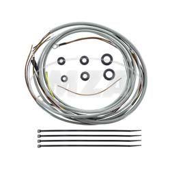 Kabelbaumset KR50 für PD-Zündanlage 6-12V - inkl. Schaltplan