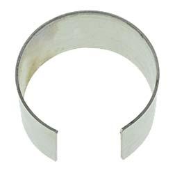 Einlegehülse für Spiegel mit Lenkerrohraußenbefestigung - für eingezogenes Lenkerrohr ø 21 mm
