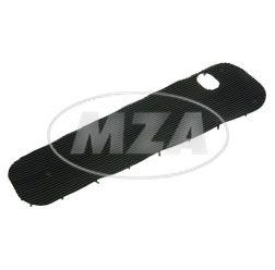 Trittbrettbelag, rechts - mit Noppen - Gummibelag -  KR51 - nur für Trittbretter von MZA 25500-A-S