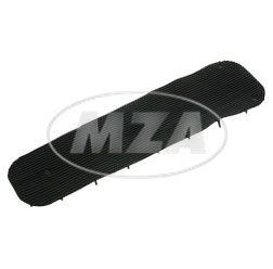 Trittbrettbelag  links mit Noppen - Gummibelag -  KR51 - nur für Trittbretter von MZA 25884-A-S