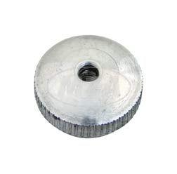 Rändelmutter M6 - Aluminium - KR51, SR4-1, SR4-2
