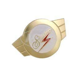 Warenzeichenplakette gold für Lenkerschale - KR51, SR4-2, -3, -4