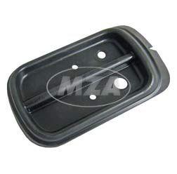 Rücklichtunterlage mit Schlitz aus Gummi für Rückleuchte KR51/1, SR4-1, SR4-3, SR4-4