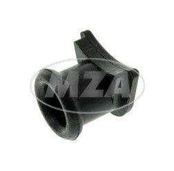 Kabeltülle, Gummitülle für Abblendschalter, Lichtschalter - schwarz - SR1, SR2, passend für AWO + MZ