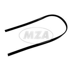 Köder am Scheinwerferhalter - PVC schwarz - 2x220mm - geschnitten 450mm - SR4-1 Spatz