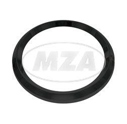 Frontring/ Tachoring in schwarz für Tachometer und Drehzahlmesser ETZ, TS, ETS - Ø=80mm