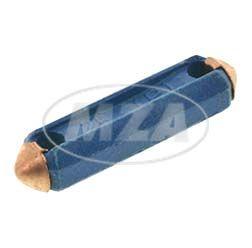ATS-Einsatz, blau - 6x25mm - 36V/25A, DIN72581/1 - Schmelzeinsatz - Keramiksicherung - Torpedosicherung