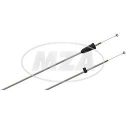 Cable Bowden, cable de embrague - gris - manillar alto