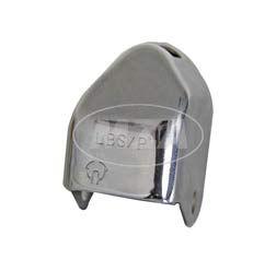 Gehäuse für Blinkschalter CHROM (Chromkappe), MetallAusführung, 8606.7/2 - LBS/P (ohne Ausschnitt f. Kabel) KR, KR51, KR51/1, S50, SR4-2, SR4-3, SR4-4