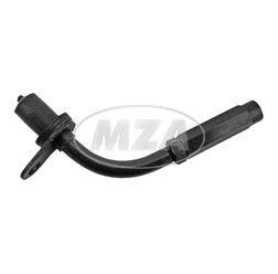 Umlenkrohr zum Gaszug - SD50 CT/CTE SR50/ SR80 mit Domino-Armatur