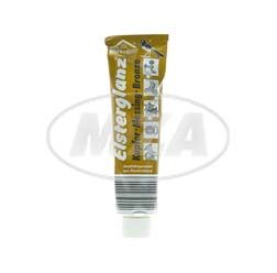 Elsterglanz Kupfer, Messing, Bronze - Polierpaste - 150 ml-Tube