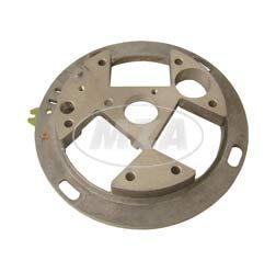 Grundplatte ohne Spulen (Unterbrecher) S51, S70, KR, SR50