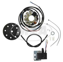 Alternator electronic ignition 6V/18W - AC - fits  MAW auxiliary engine