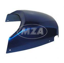 Abdeckung für Einzelsitzbank, kobaltblau metal. lack. - SRA25