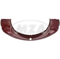 Bottom part of headlamp housing ruby