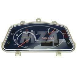 Kombiinstrument Pagani 107010213   (80 Km/h)