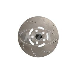 Brake disc Ø200mm - stainless steel - SRA50 automatic with wide rim