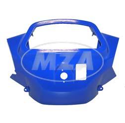 Iinstrumententräger für WBA Lack. Ultramarinblau - SD25/ SD50
