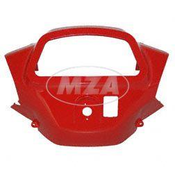 Instrumententräger für WBA Lack. Verkehrsrot - SD25/ SD50