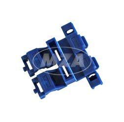 Sicherungshalter - KFZ-Flachsicherungseinsatz - Schnellmontagehalter - max. 20 AMP, Draht 0,8 - 2,0 mm²