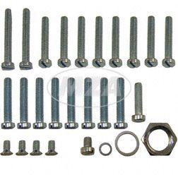 Normteile-Set S51, S70  Motor (Gehäuse und Deckel)