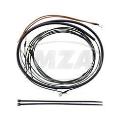 SET Kabelsatz zu den Blinkleuchten S50, S51, S70 - vorne + hinten