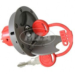 Tankverschlußdeckel Zadi mit Schlüssel (Simson 125 / Spatz - Bj.1998-2002)