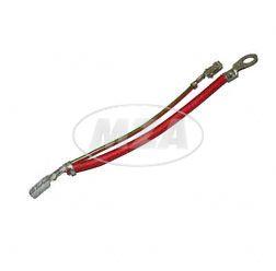 Kabel von Batterie zu Relais