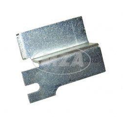 Batterieniederhalter, verzinkt