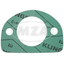 Dichtung zum Ansaugstutzen BK 350 - Vergaserflansch (Marke: PLASTANZA / Material C-4400)