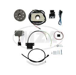 Lichtmagnetzündanlage 12V 180W - passend für BMW R24, R25, R25-2, R25-3, R26