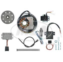 Lichtmagnetzündanlage 12V 150W - passend für Horex Regina, SB35, Victoria KR35